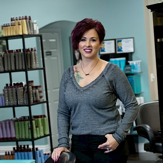 Jean Kania, Educator / Stylist | The Hair Trainer
